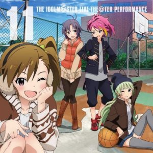 THE IDOLM@STER LIVE THE@TER PERFORMANCE 11