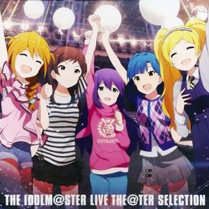 THE IDOLM@STER LIVE THE@TER SELECTION