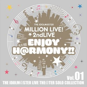 THE IDOLM@STER LIVE THE@TER SOLO COLLECTION Vol.01