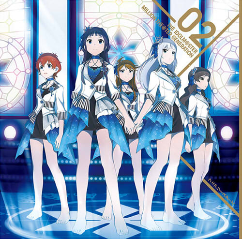 THE IDOLM@STER MILLION THE@TER GENERATION 02 フェアリースターズ