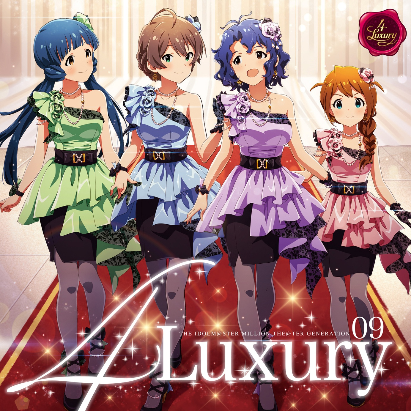 THE IDOLM@STER MILLION THE@TER GENERATION 09 4Luxury